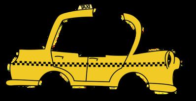 На какие машины можно получить лицензию в такси