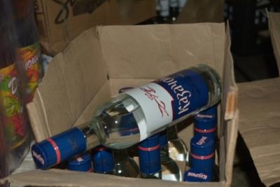 Штраф за торговлю алкоголем без лицензии