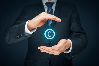 Значок защиты авторских прав